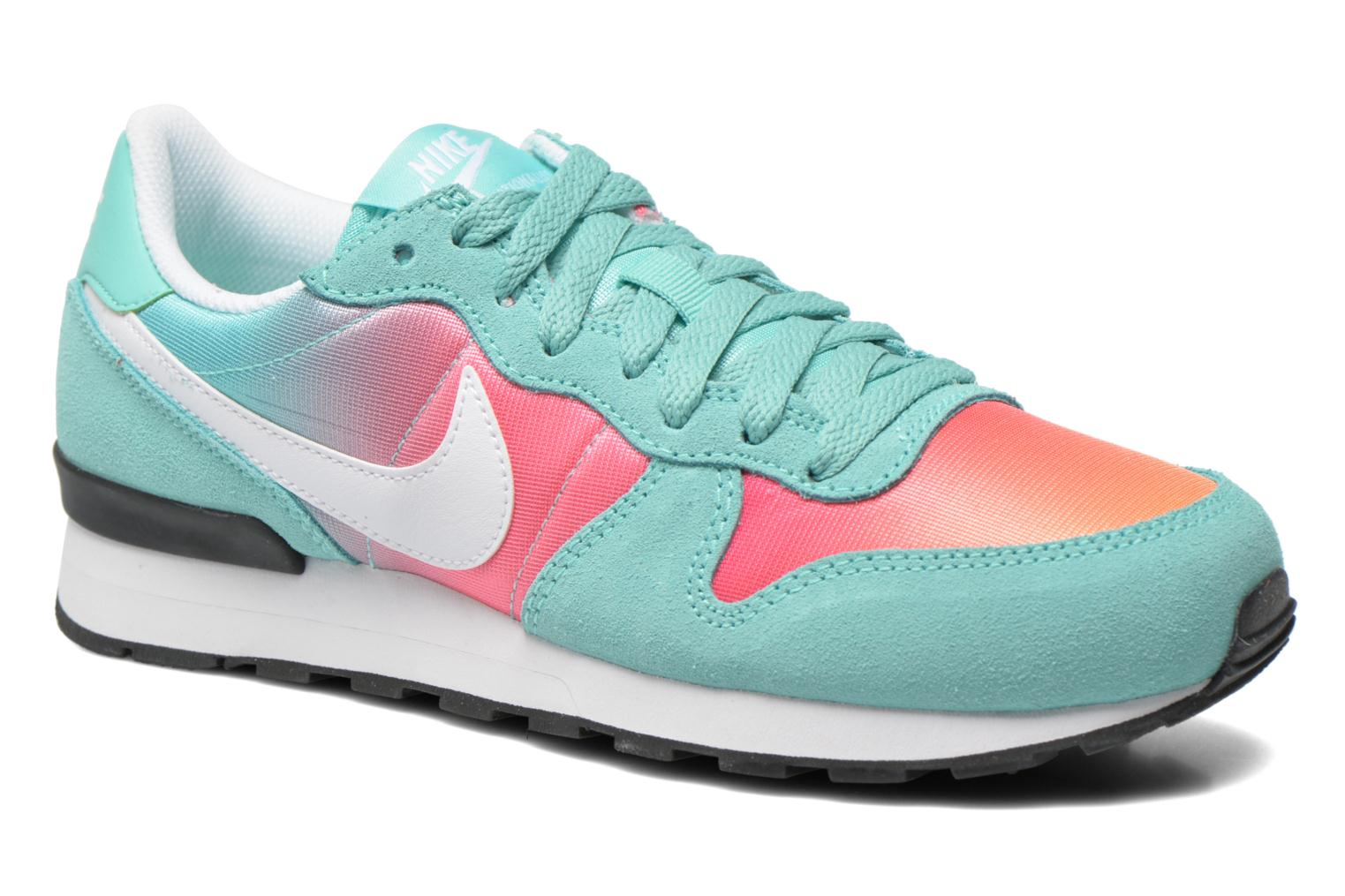 Baskets Nike Nike Internationalist (Gs) Multicolore vue détail/paire