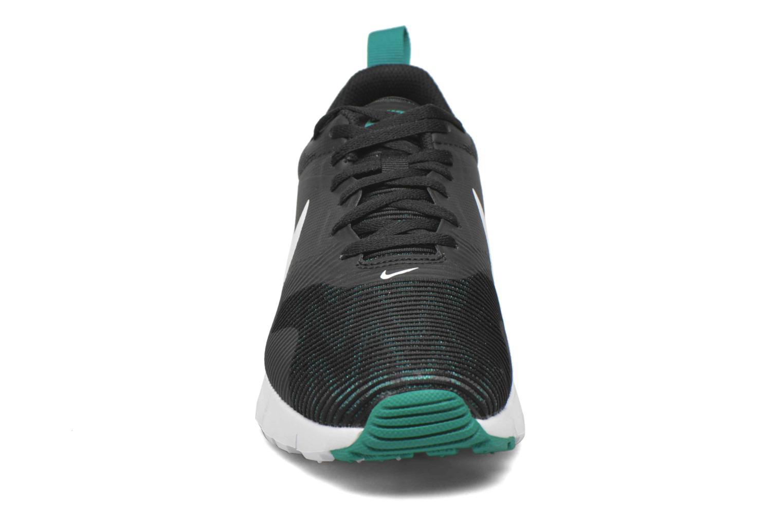 Baskets Nike Nike Air Max Tavas (Gs) Noir vue portées chaussures