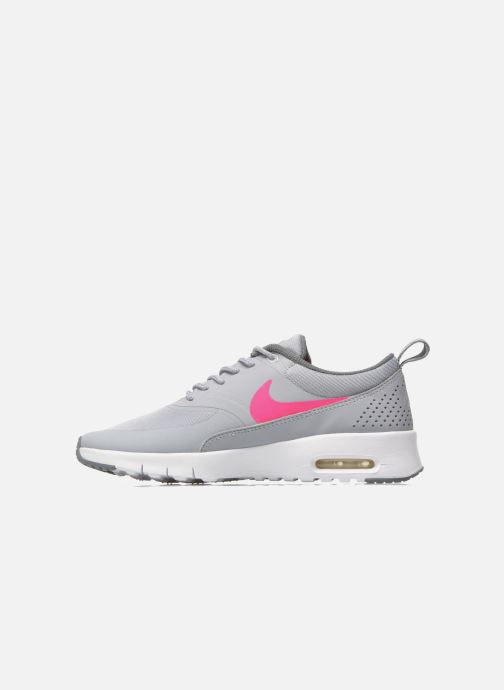 sports shoes f4c2d 71b6a Baskets Nike Nike Air Max Thea (Gs) Gris vue face