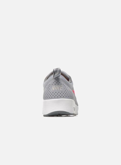 Baskets Nike Nike Air Max Thea (Gs) Gris vue droite