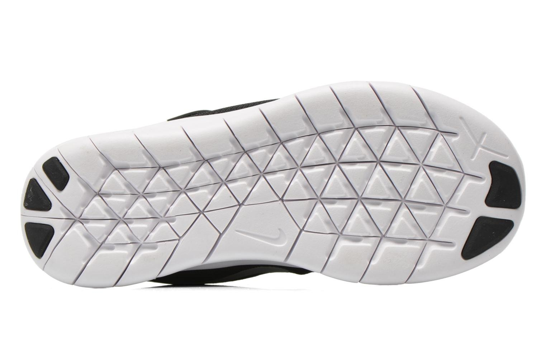 Baskets Nike Nike Free Rn (Psv) Noir vue haut