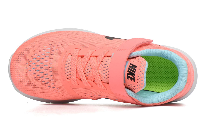 Sneakers Nike Nike Free Rn (Psv) Rosa immagine sinistra