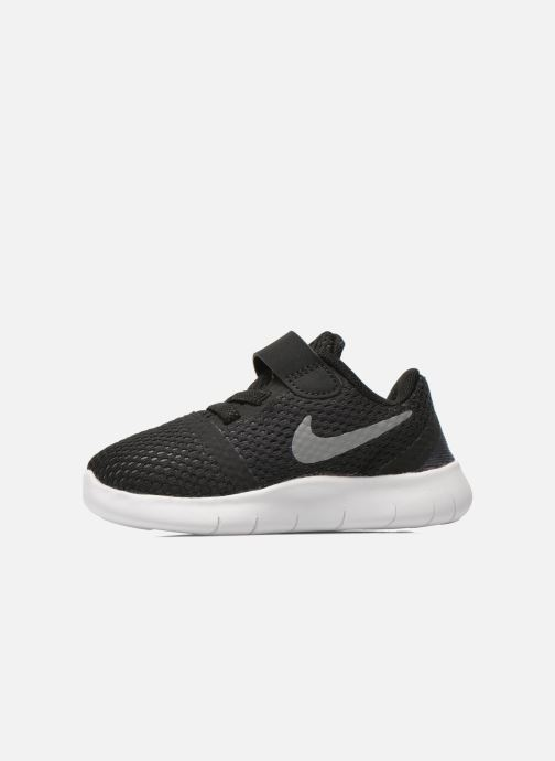 Baskets Nike Nike Free Rn (Tdv) Noir vue face