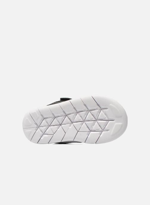 Baskets Nike Nike Free Rn (Tdv) Noir vue haut