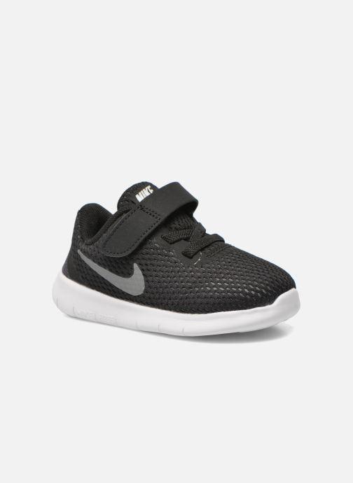 Deportivas Nike Nike Free Rn (Tdv) Negro vista de detalle / par