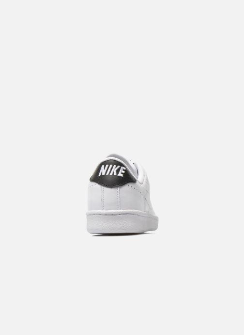 Sneaker Nike Tennis Classic Prm (Gs) weiß ansicht von rechts