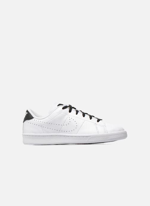 Sneaker Nike Tennis Classic Prm (Gs) weiß ansicht von hinten