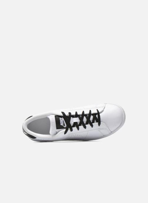 Sneaker Nike Tennis Classic Prm (Gs) weiß ansicht von links