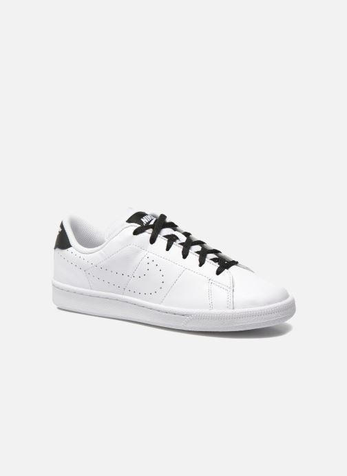 Sneaker Nike Tennis Classic Prm (Gs) weiß detaillierte ansicht/modell