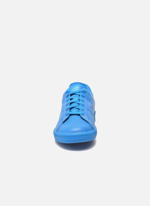 Sneaker Nike Tennis Classic Prm (Gs) blau schuhe getragen