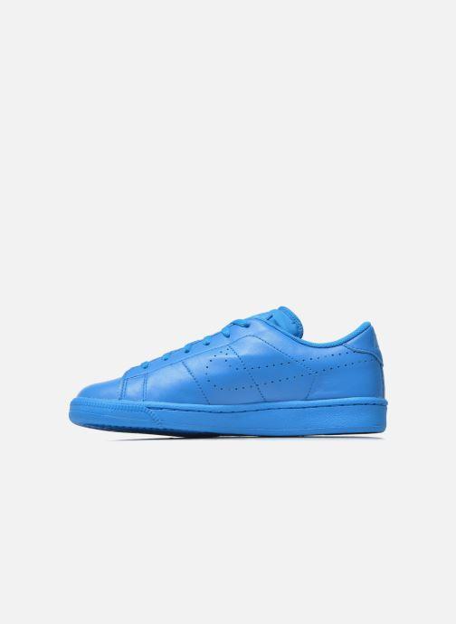 Baskets Nike Tennis Classic Prm (Gs) Bleu vue face