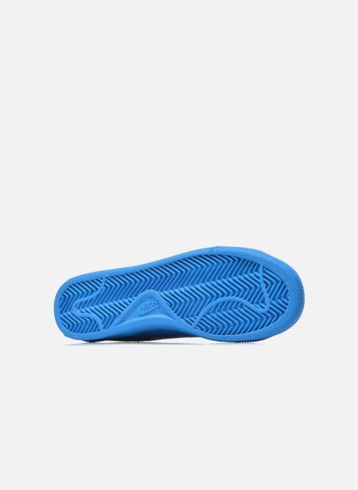 Baskets Nike Tennis Classic Prm (Gs) Bleu vue haut