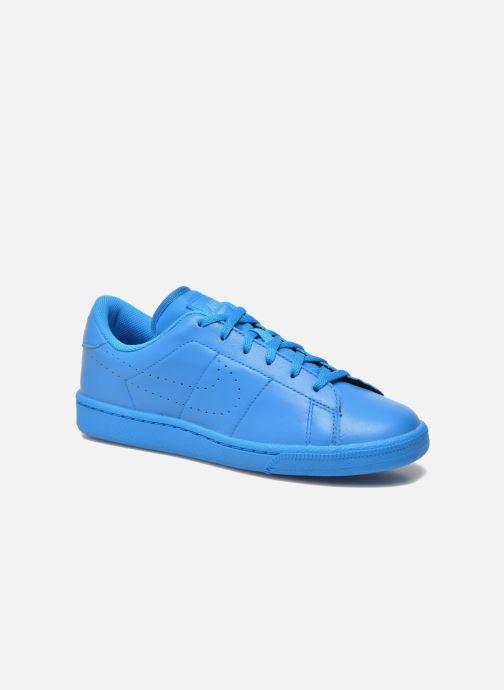 Sneaker Nike Tennis Classic Prm (Gs) blau detaillierte ansicht/modell