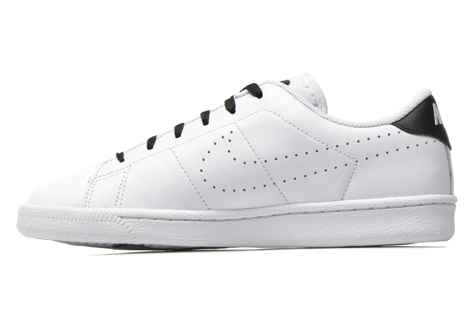 Sneakers Nike Tennis Classic Prm (Gs) Bianco immagine frontale
