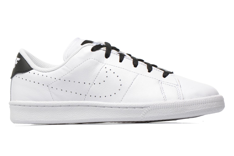 Baskets Nike Tennis Classic Prm (Gs) Blanc vue derrière