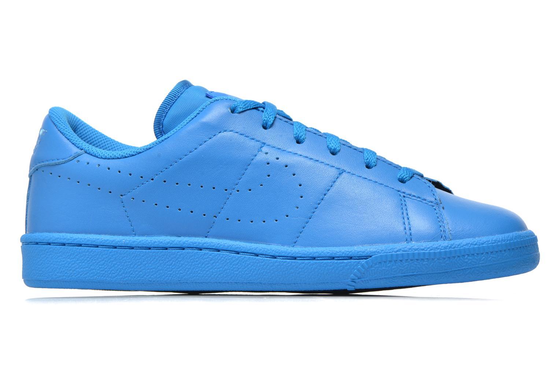 Sneakers Nike Tennis Classic Prm (Gs) Azzurro immagine posteriore