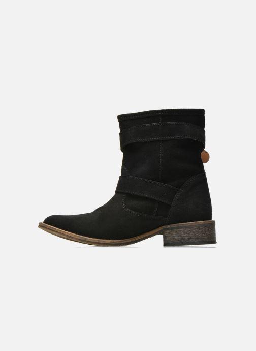 Bottines et boots Addict-Initial Chasuble 2 Noir vue face