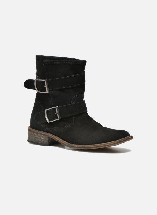 Bottines et boots Addict-Initial Chasuble 2 Noir vue détail/paire