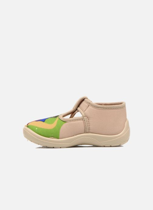 Pantofole Little Mary Sonchat2 Beige immagine frontale