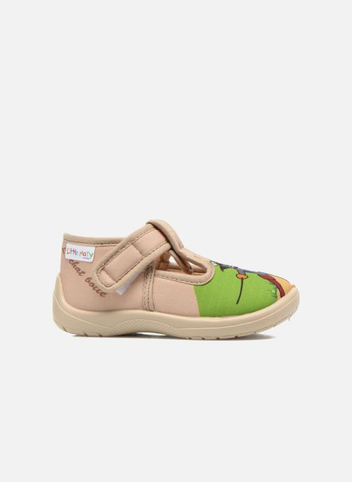 Pantofole Little Mary Sonchat2 Beige immagine posteriore