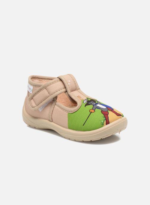Pantofole Little Mary Sonchat2 Beige vedi dettaglio/paio