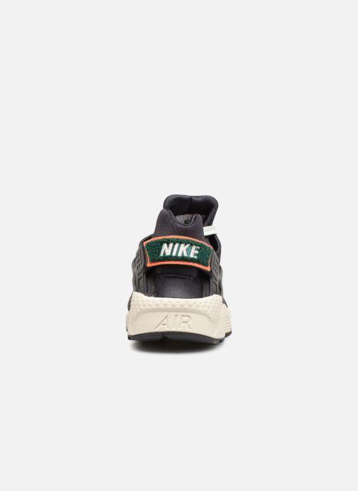 Baskets Nike Nike Air Huarache Run Prm Gris vue droite