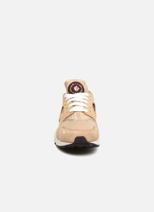 Sneaker Nike Nike Air Huarache Run Prm braun schuhe getragen