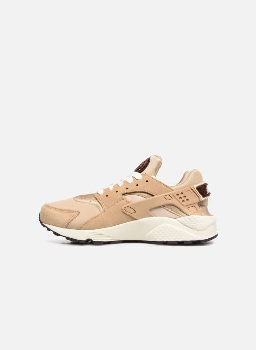 Baskets Nike Nike Air Huarache Run Prm Marron vue face