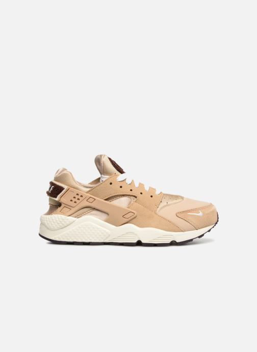 Baskets Nike Nike Air Huarache Run Prm Marron vue derrière