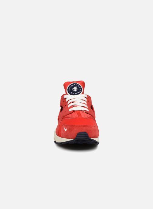 Sneaker Nike Nike Air Huarache Run Prm rot schuhe getragen