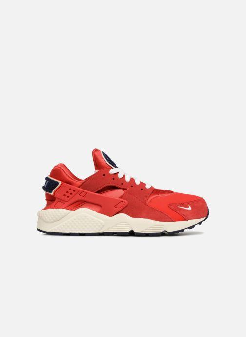 Sneakers Nike Nike Air Huarache Run Prm Röd bild från baksidan