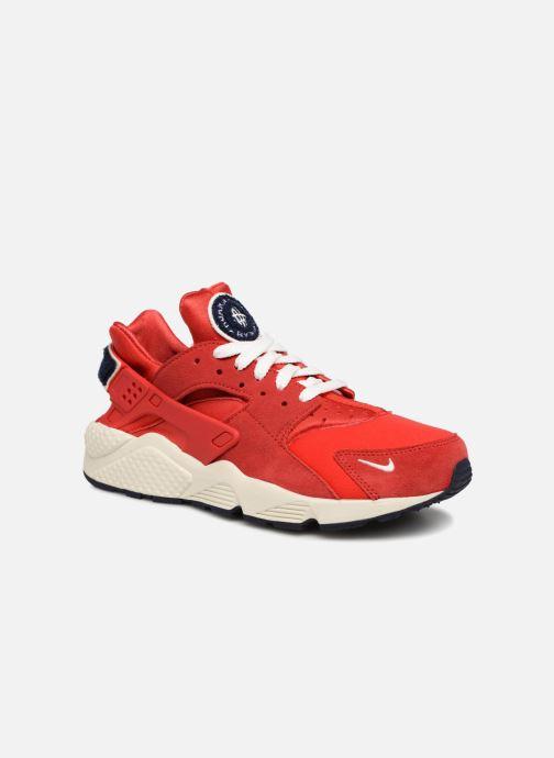Sneakers Nike Nike Air Huarache Run Prm Röd detaljerad bild på paret
