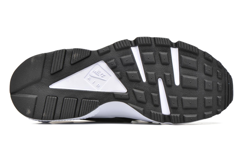 Baskets Nike Nike Air Huarache Run Prm Noir vue haut