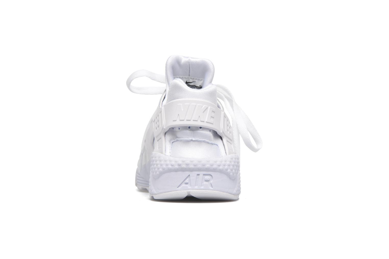 Baskets Nike Nike Air Huarache Run Prm Blanc vue droite