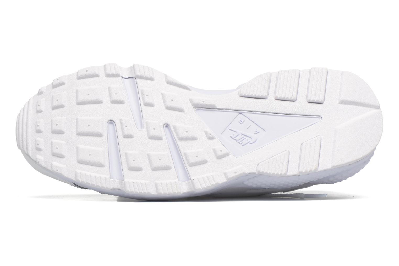 Sneakers Nike Nike Air Huarache Run Prm Bianco immagine dall'alto