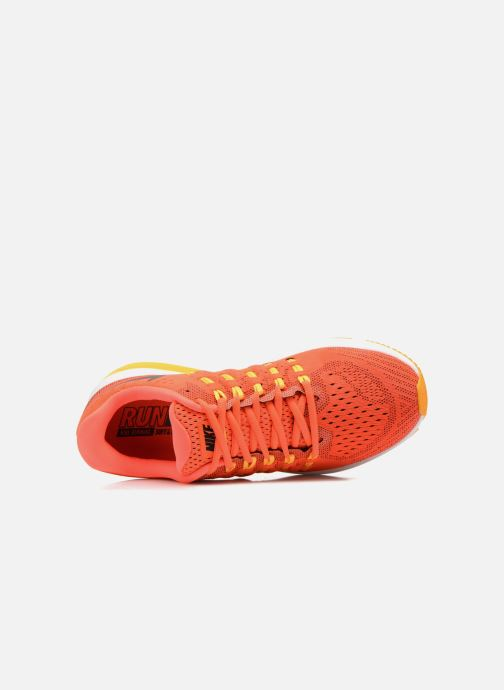 Sport shoes Nike Nike Air Zoom Vomero 11 Orange view from the left