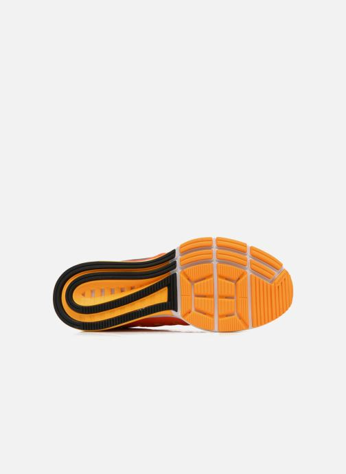 Sport shoes Nike Nike Air Zoom Vomero 11 Orange view from above