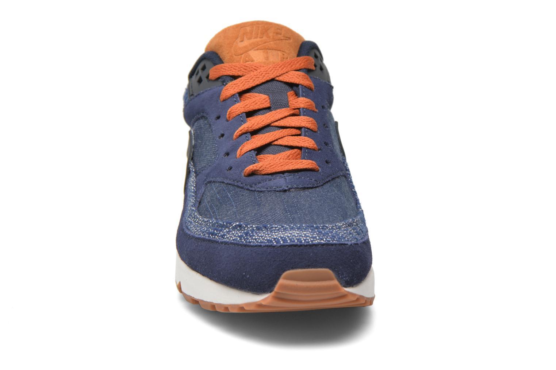 Baskets Nike Nike Air Max Bw Premium Bleu vue portées chaussures