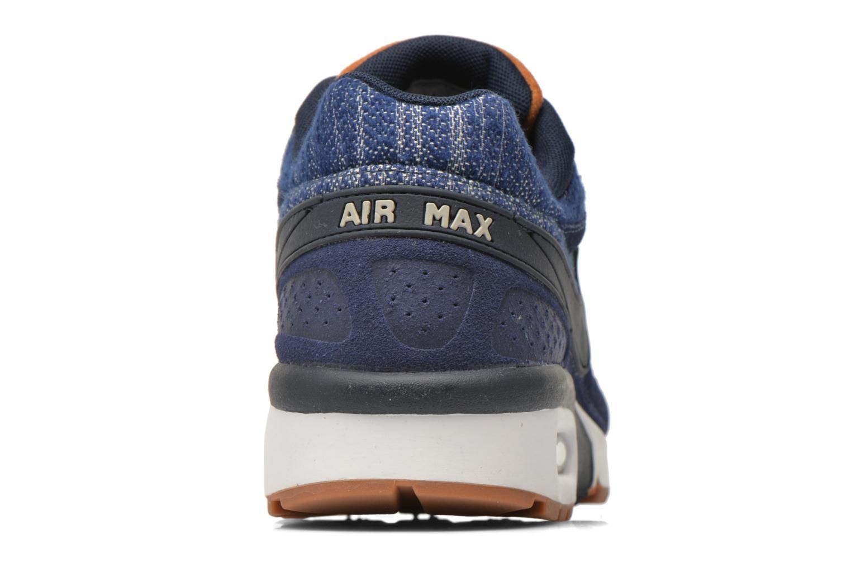 Baskets Nike Nike Air Max Bw Premium Bleu vue droite