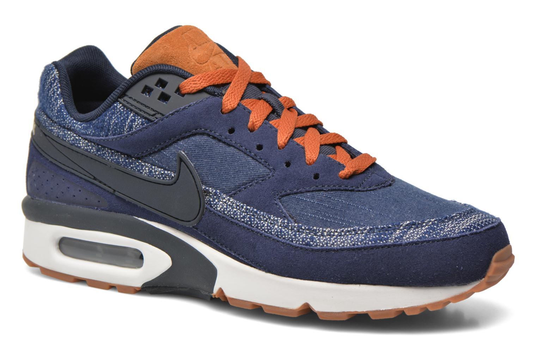 Baskets Nike Nike Air Max Bw Premium Bleu vue détail/paire