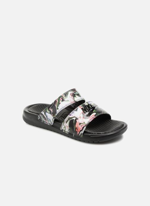 f0afd09de Mules   clogs Nike Wmns Benassi Duo Ultra Slide Black detailed view  Pair  view