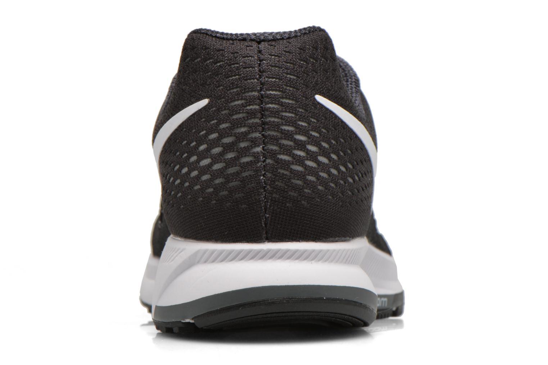 Chaussures de sport Nike Nike Air Zoom Pegasus 33 Noir vue droite