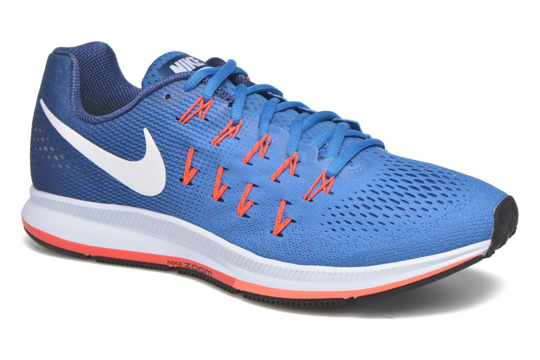 Nike Nike Air de Zoom Pegasus 33 (Bleu) Chaussures de Air sport chez 21c343