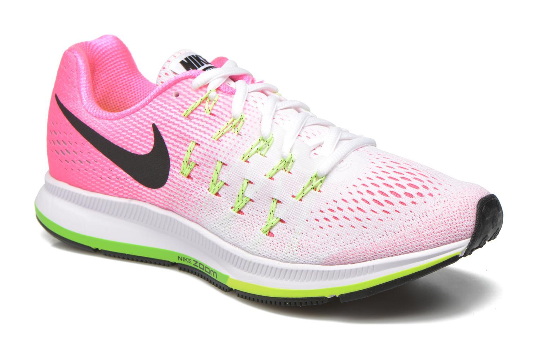 Nike Wmns Nike Air Zoom Zoom Zoom Pegasus 33 (Blanco) Zapatillas de deporte cca415