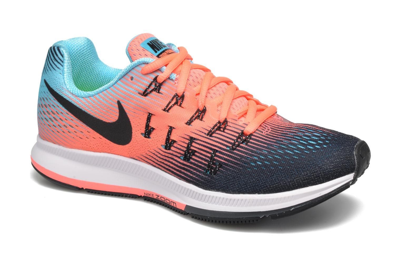Chaussures de sport Nike Wmns Nike Air Zoom Pegasus 33 Multicolore vue détail/paire