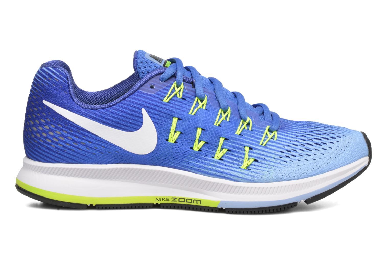 Chaussures de sport Nike Wmns Nike Air Zoom Pegasus 33 Bleu vue derrière