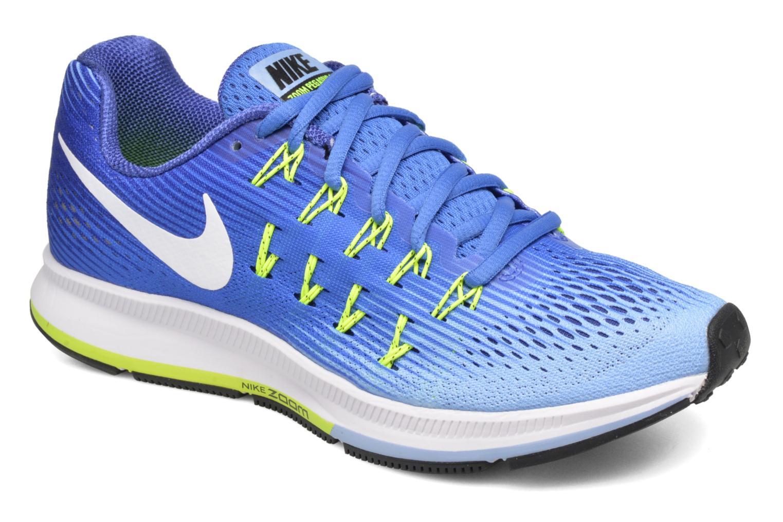 Chaussures de sport Nike Wmns Nike Air Zoom Pegasus 33 Bleu vue détail/paire