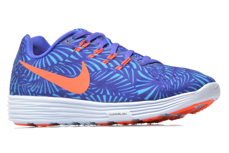 Scarpe sportive Nike Wmns Nike Lunartempo 2 Print Multicolore immagine posteriore