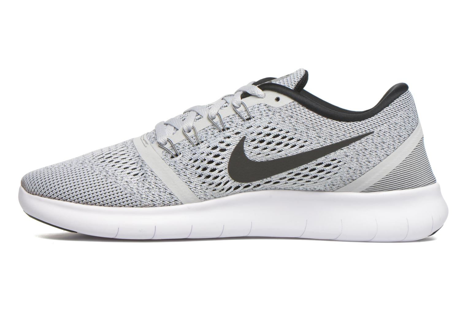 Chaussures de sport Nike Nike Free Rn Gris vue face