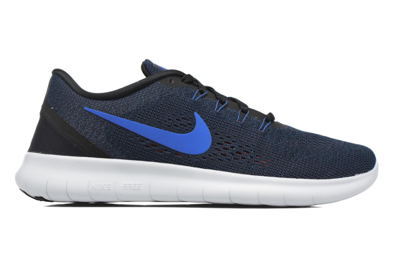 Chaussures de sport Nike Nike Free Rn Bleu vue derrière